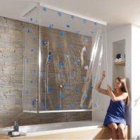wellness produkt duschvorh nge und. Black Bedroom Furniture Sets. Home Design Ideas