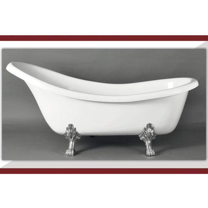 Badewanne Freistehend Dusche : Badewanne Marie hohe R?ckenlehne 174 – Ihr Fachhandel f?r Sanit?r