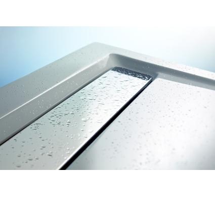 wellness produkt duschboard duschrinnen hsk hsk duschwanne mit ablaufrinne. Black Bedroom Furniture Sets. Home Design Ideas