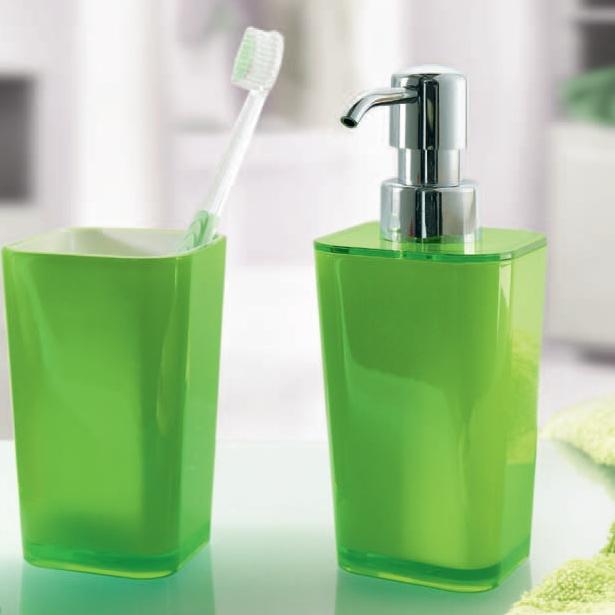 Seifenspender Dusche Sanit?r : wellness-edition.com – Produkt: – Glashalter / Zahnputzbecher – Kleine