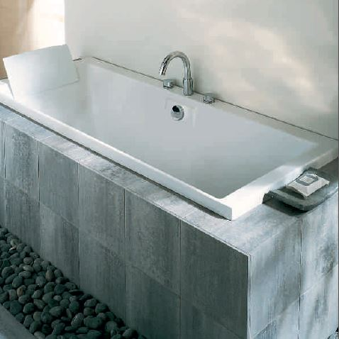 wellness produkt kohler kohler kohler acryl badewanne evok verschiedene. Black Bedroom Furniture Sets. Home Design Ideas