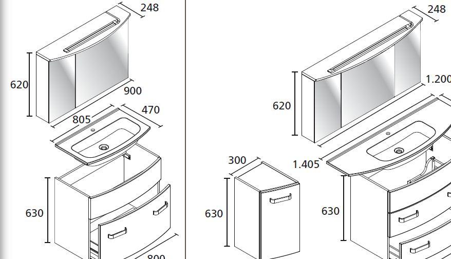 Leuchte Bad Dusche : ... mit Leuchte L4 - Ihr Fachhandel für Sanitär ...