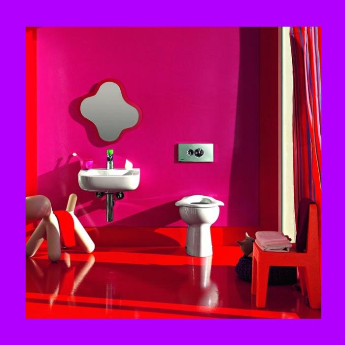 wellness produkt laufen florakids bad serie laufen florakids stand wc. Black Bedroom Furniture Sets. Home Design Ideas