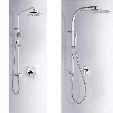 cool dusche unterputz armatur hohe einhandmischer wege be33 - Dusche Unterputz Armatur Hohe