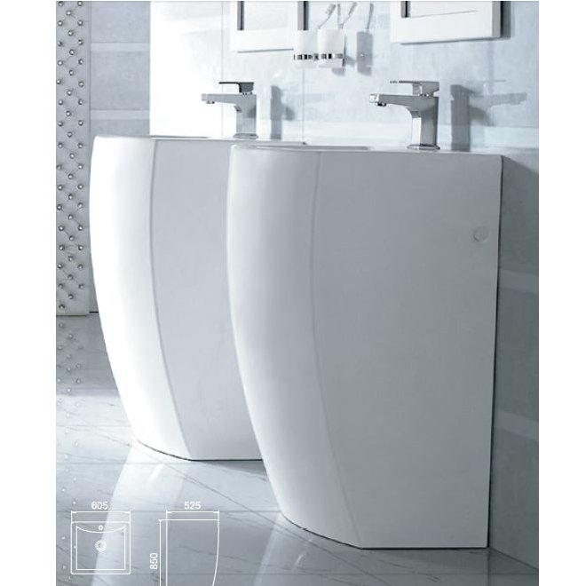 wellness produkt waschtische und schalen rubicer rubicer stand waschbecken. Black Bedroom Furniture Sets. Home Design Ideas